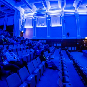 The Tempest Anderson Hall during the Aesthetica Film Festival (Photo courtesy of Jim Poyner Photography)