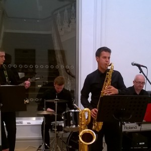 Live Jazz at the York Art Gallery