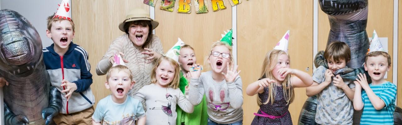 Dino Birthday Party review on TripAdvisor