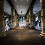 Interior of the Hospitium wedding venue