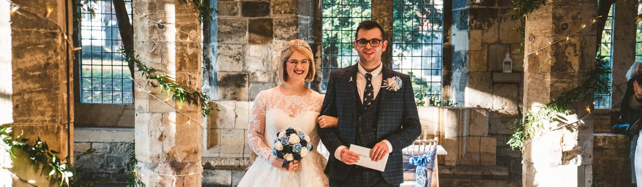 Blog – One of our Own: Iain & Nina Healey